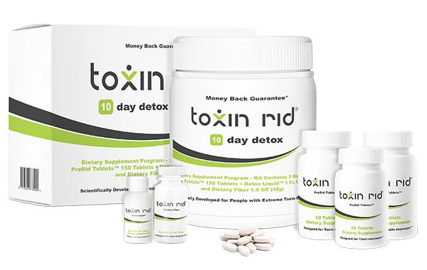 Toxin Rid Detox Program